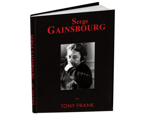 Serge Gainsbourg par Tony Frank Edition limitée de 1000 copies numérotées et signées par Tony Frank