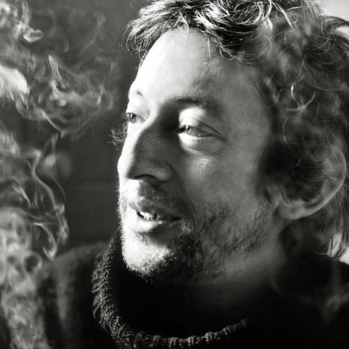 Serge Gainsbourg © Tony Frank