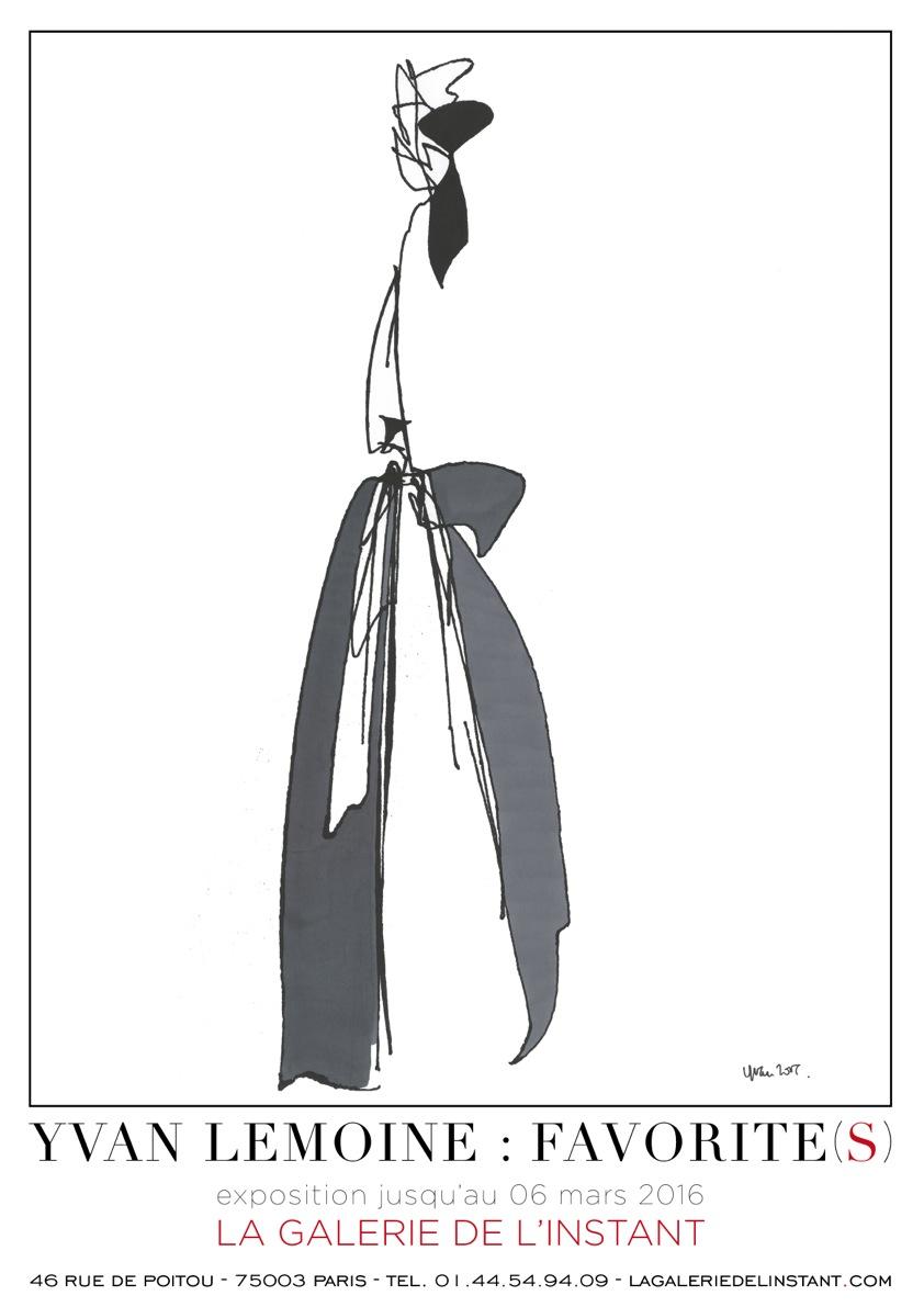 Yvan Lemoine dessin