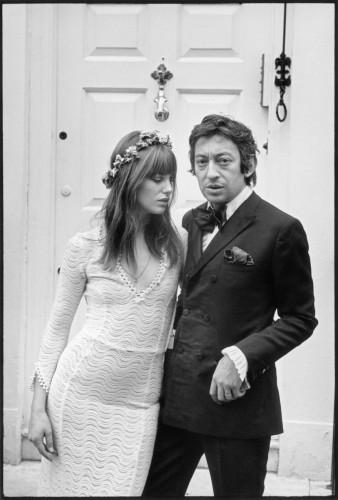 Londres, 1970 © Tony Frank Serge Gainsbourg
