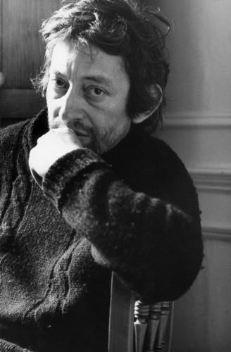 Serge Gainsbourg Paris, 1970 © Tony Frank