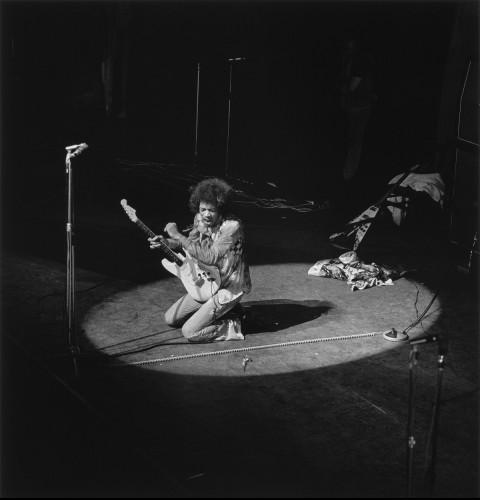 Jimmy Hendrix, Olympia, Paris, 1967