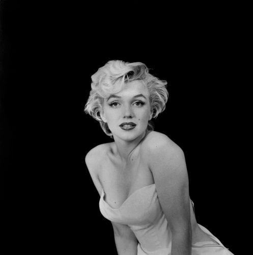 Marilyn Monroe 1954 Milton Greene