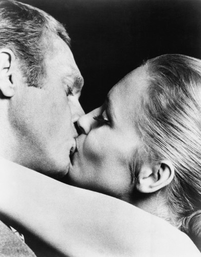 L'affaire Thomas Crown, Steve McQueen & Faye Dunaway, 1968