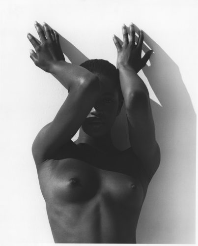 Herb RITTS, Naomi Campbell, 1989