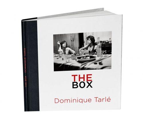 The Box, publié en édition limitée à 1000 exemplaires, signé par Dominique Tarlé
