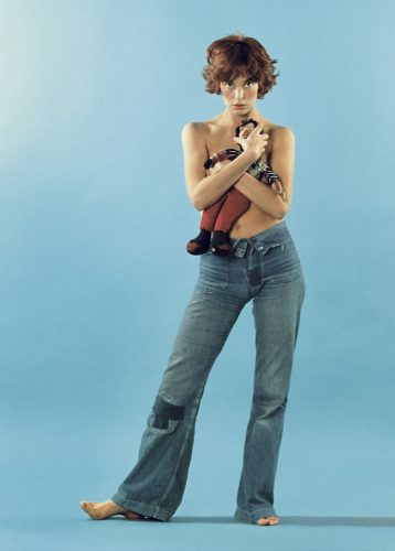 Jane Birkin, Album Melodie Nelson 1970 (© Tony Frank/ La Galerie de l'Instant)