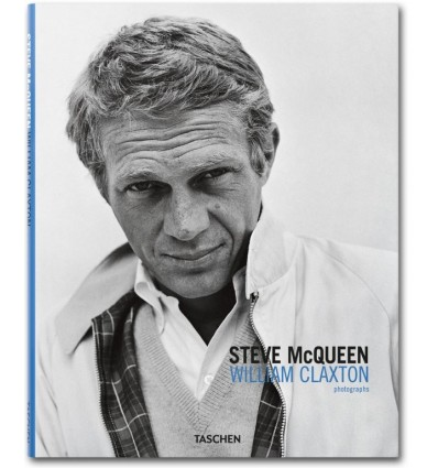 William Claxton Steve McQueen