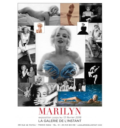 Affiche Marilyn Monroe
