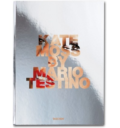 Kate Moss par Mario Testino