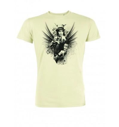 T-Shirt Charlie Watts
