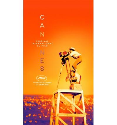 Affiche Festival de Cannes 2019