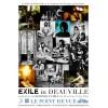 Affiche exposition Exile in Deauville Dominique Tarlé
