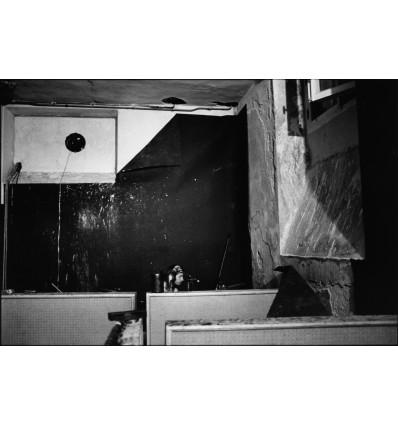 Charlie Watts cave de la Villa Nellcote, Villefranche sur Mer 1971