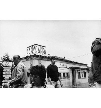 Keith Richards, Saint Jean Cap Ferrat 1971