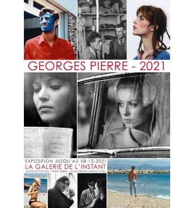 Affiche Georges Pierre