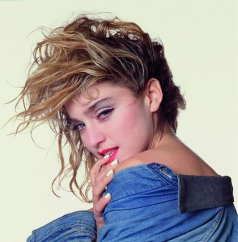 Bert Stern Madonna NY 1985