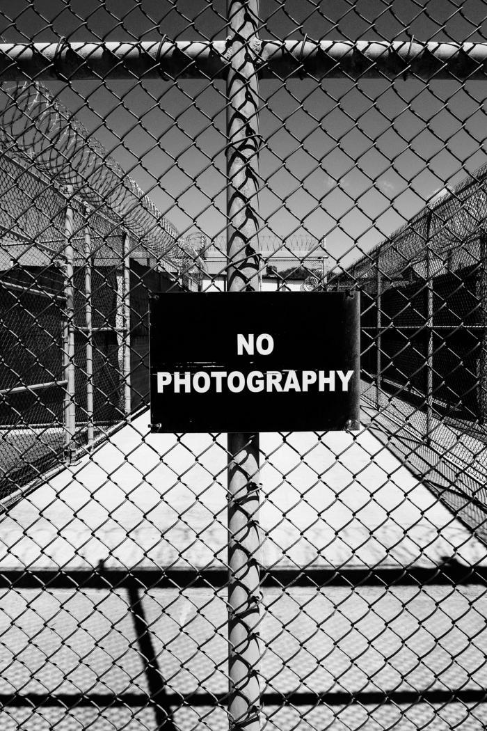 © Paolo Pellegrin No Photography Gantanamo 2006