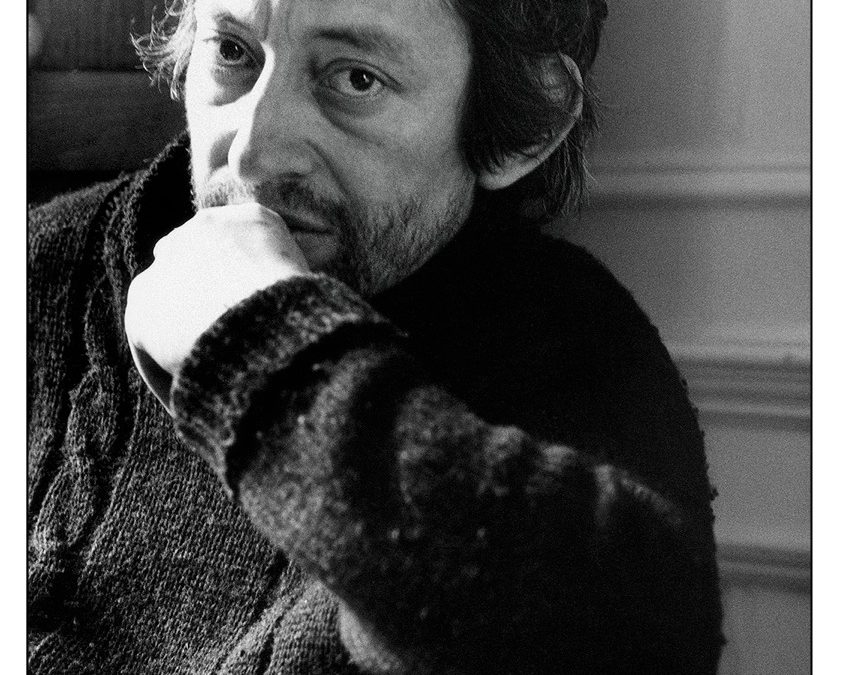 Dédicace du Livre Serge Gainsbourg par Tony Frank