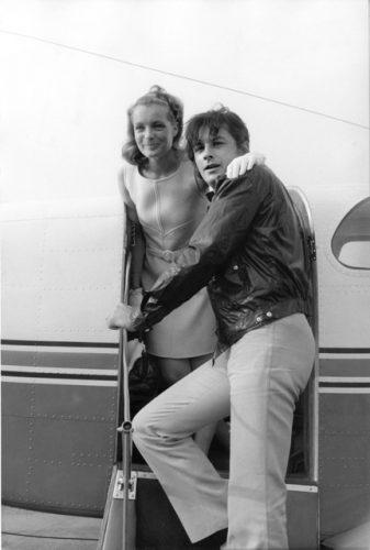 Aéroport de Nice, 1968