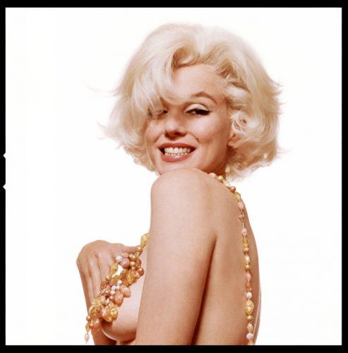 Marilyn Monroe, La Dernière Séance,, Bel Air Hotel, Beverly Hills, Juillet 1962, bert stern (©bert stern, courtesy Galerie de l'Instant, Paris)