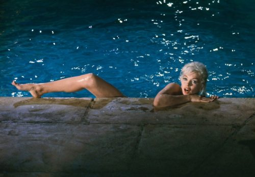 Marilyn Monroe, tournage de Something's Got to Give, Hollywood, Mai 1962, Lawrence SCHILLER (©Lawrence SCHILLER, courtesy Galerie de l'Instant, Paris)