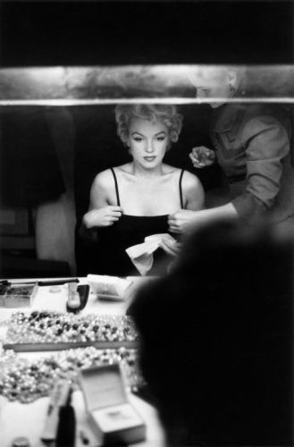 Marilyn Monroe, New York, Mai 1957, Sam SHAW (©Sam SHAW, courtesy Galerie de l'Instant, Paris)
