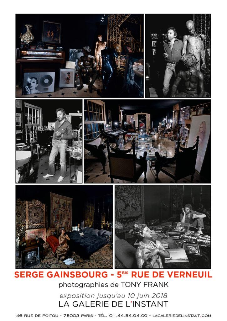 Serge Gainsbourg, 5 bis rue de Verneuil