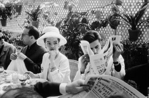 Cannes, 1962 (©FRANÇOIS GRAGNON/PARIS MATCH/LA GALERIE DE L'INSTANT)