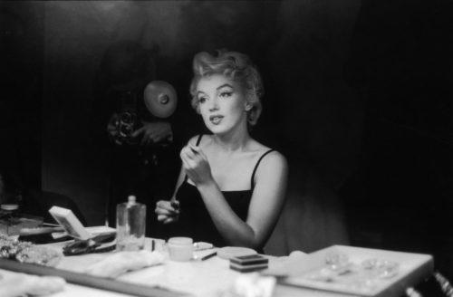 Marilyn Monroe, NY, 1957 - SAM SHAW