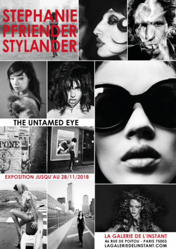 Affiche de l'exposition The Untamed Eye