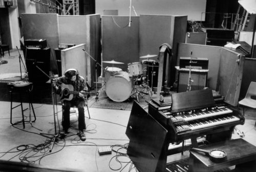 Jimmy Page Studio