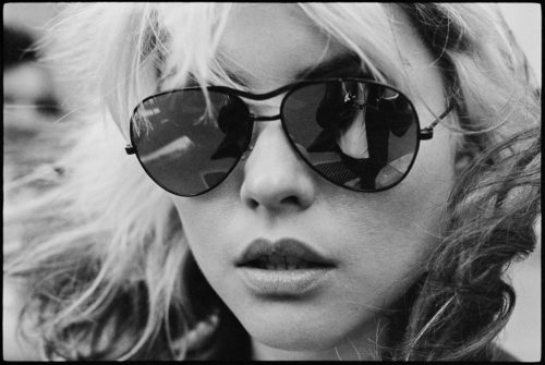 CHRIS STEIN - DEBBIE HARRY, SHADES