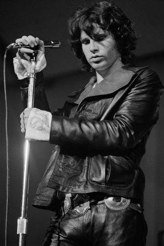 ETHAN RUSSELL JIM MORRISON ROUNDHOUSE, LONDRES, 1968