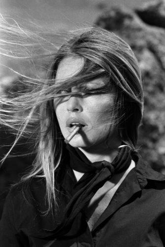 Terry O'Neill Brigitte Bardot Espagne 1971