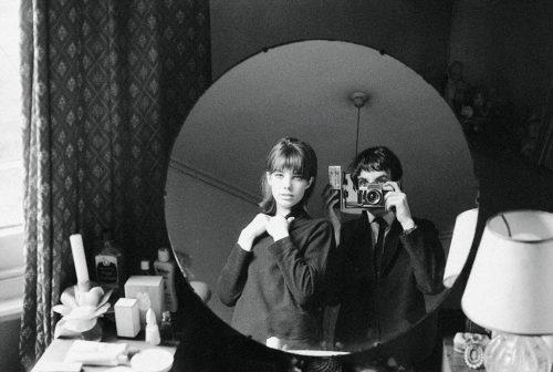 JANE & ANDREW, ENGLAND, 1964 - ANDREW BIRKIN
