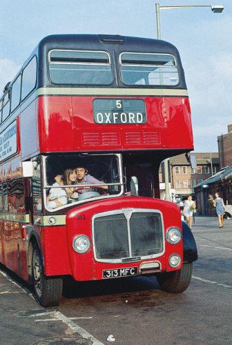 OXFORD, 1969 ANDREW BIRKIN