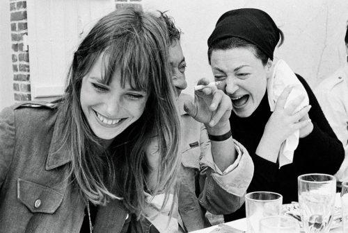 CHEZ REGINE, NORMANDIE, 1969 - ANDREW BIRKIN