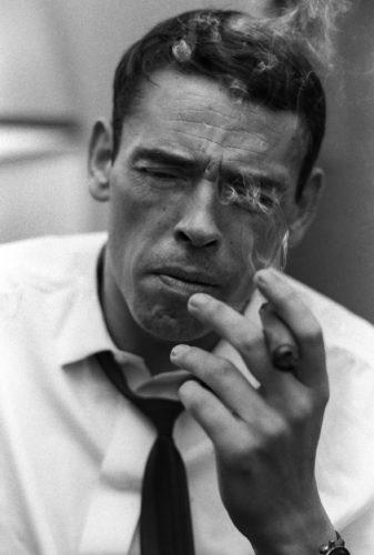 Jacques Brel NYC, décembre 1965 (©JEAN-PIERRE LAFFONT/ LA GALERIE DE L'INSTANT)