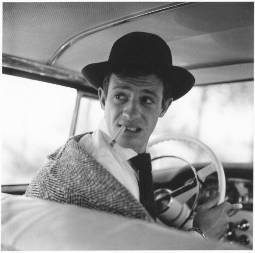 À bout de souffle - Jean-Luc Godard - 1959 Jean-Paul Belmondo, Paris