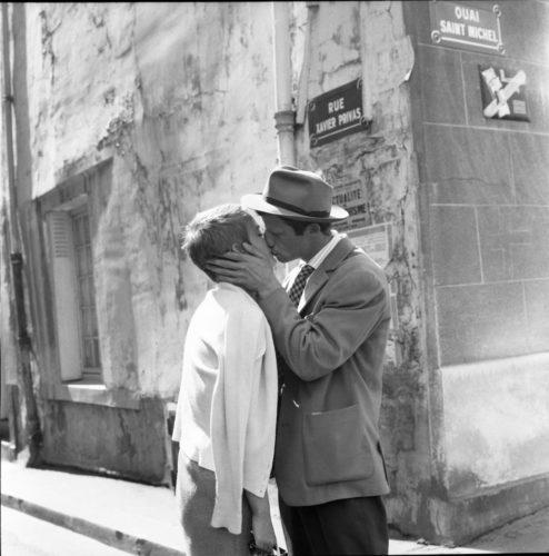 À bout de souffle - Jean-Luc Godard - 1959 Jean-Paul Belmondo, Jean Seberg, Paris