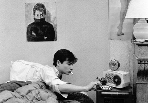 Baisers Volés - François Truffaut - 1968, Jean-Pierre Leaud - Paris