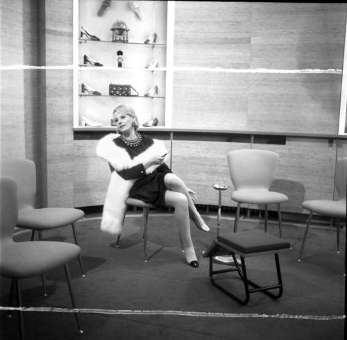 Baisers Volés - François Truffaut - 1968 Delphine Seyrig, Paris