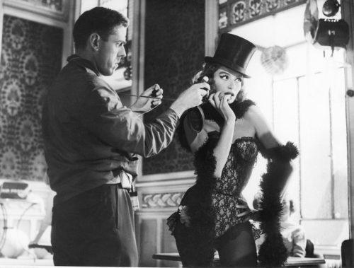 Lola - Jacques Demy - 1960 - Anouk Aimée - Nantes