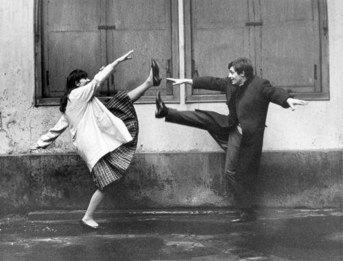 Une Femme est une Femme - Jean-Luc Godard - 1961 - Anna Karina, Jean-Paul Belmondo - Paris