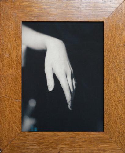 JULIAS HAND (FRAMED)