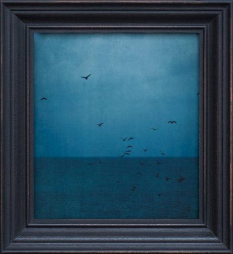 The Evening Seas (framed)