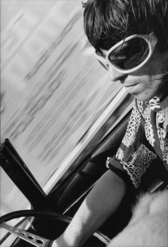 Keith Richards, Villefranche sur Mer, 1971 (©DOMINIQUE TARLÉ/ LA GALERIE DE L'INSTANT)